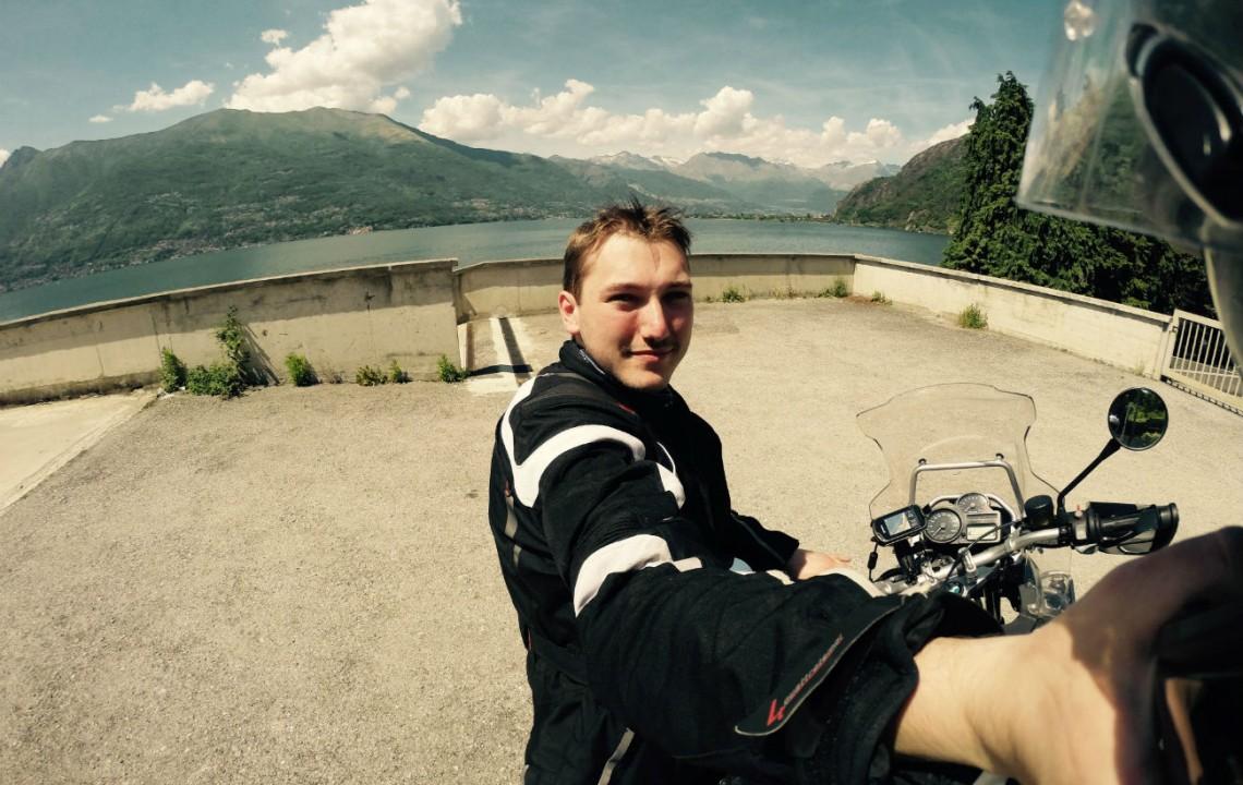 Ligurien Tag 4: Über den Splügenpass