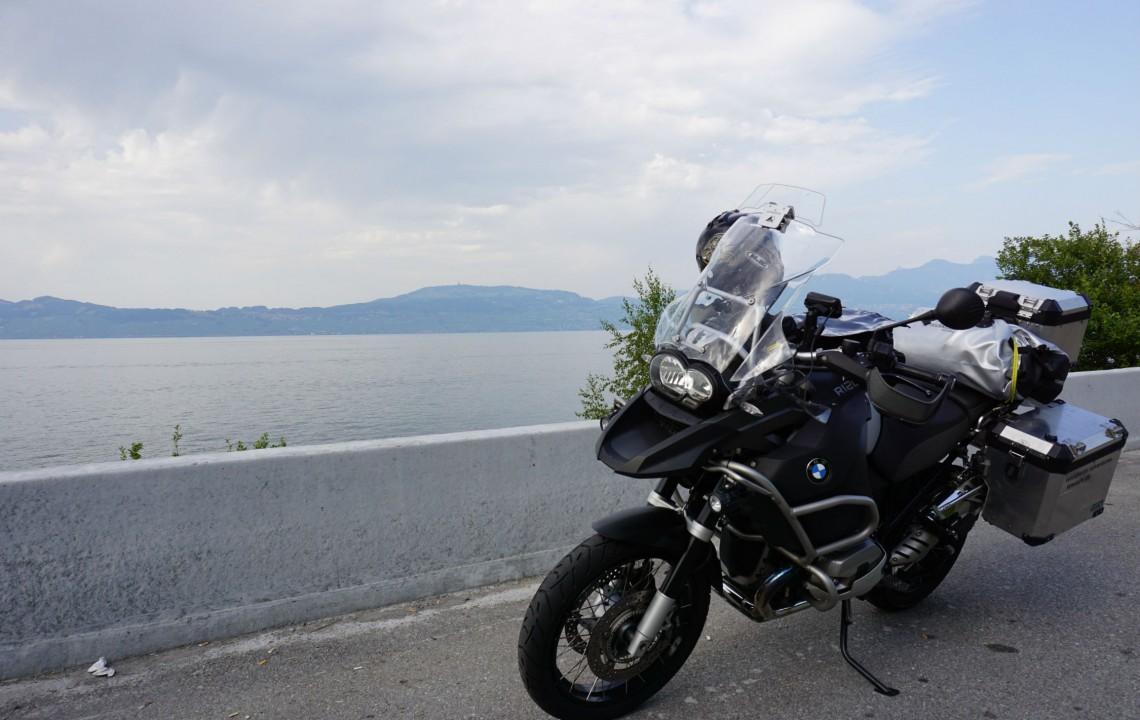 Frankreich Reise Tag 1: Bei Hitzewelle über die Autobahn