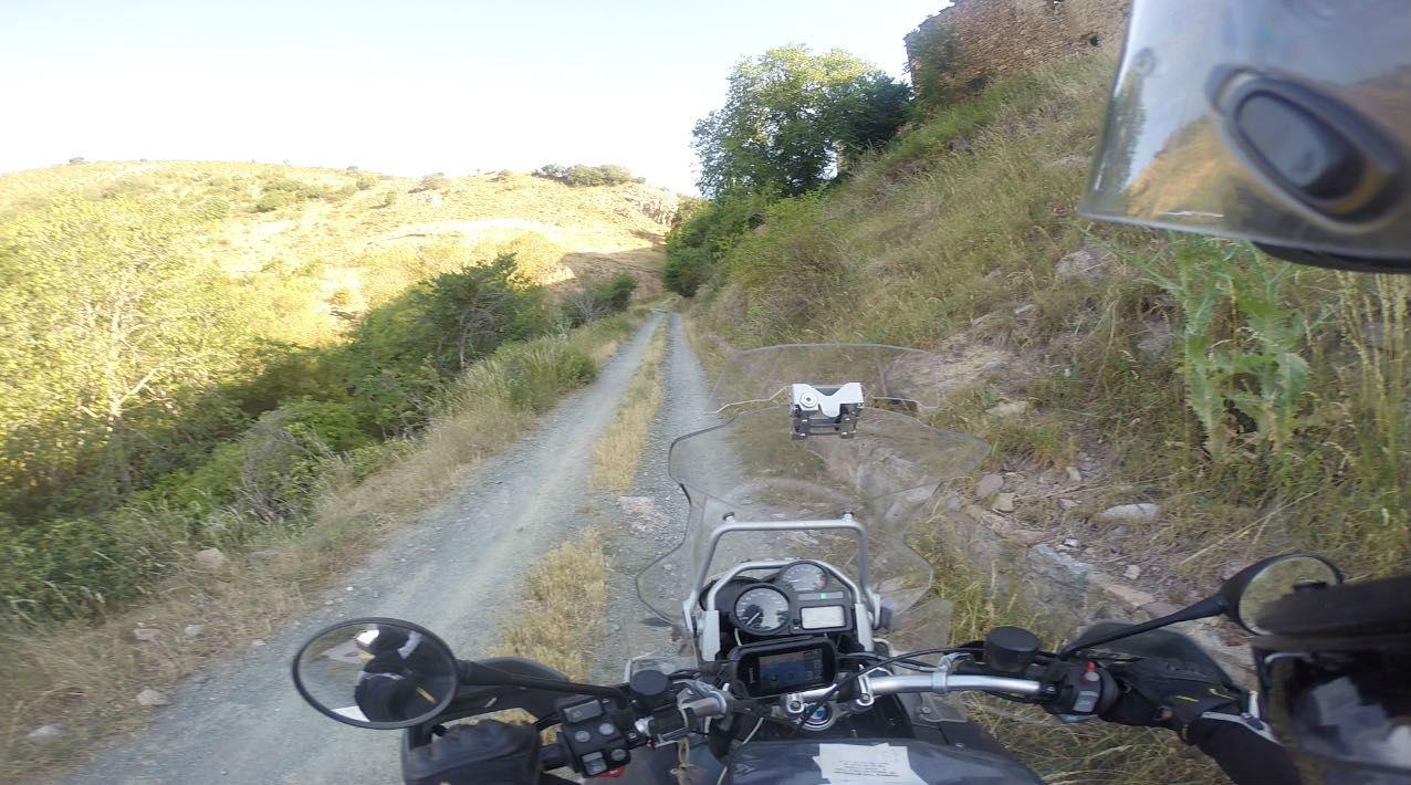 Offroad Pyrenäen