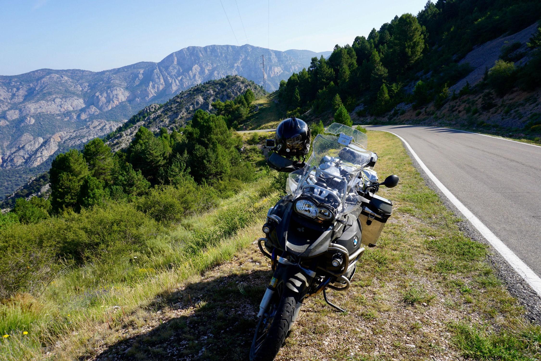 Einsamkeit Pyrenäen