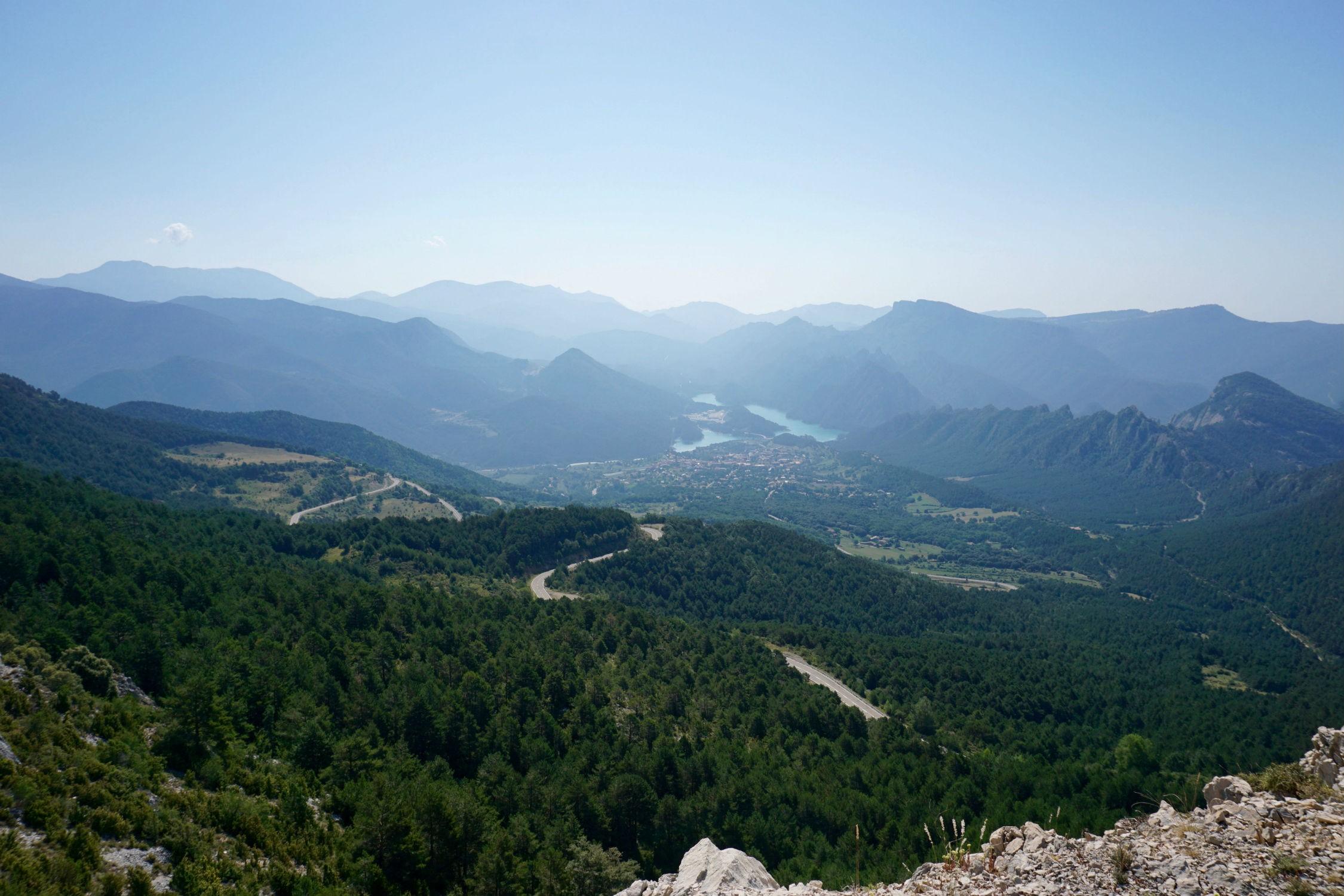 Pyrenäen Landschaft