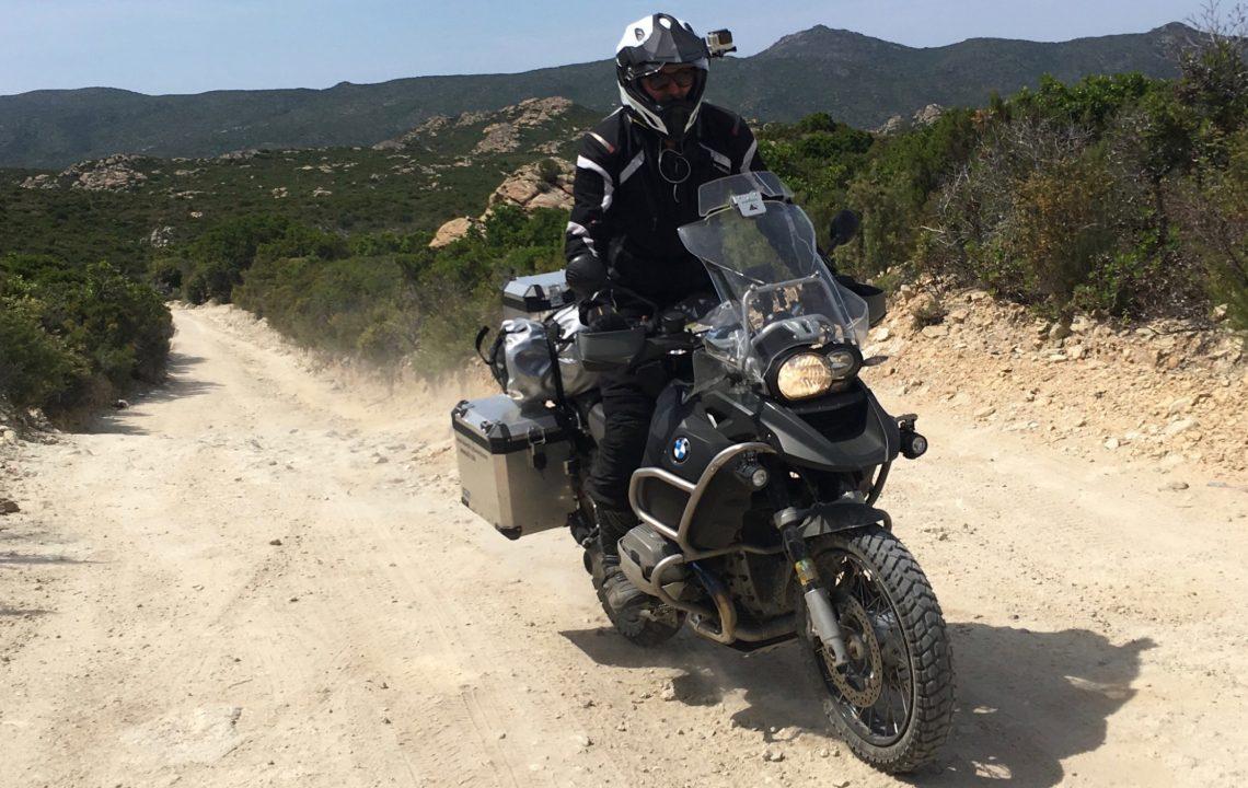 Korsika 2016 Tag 5: Offroad zum Strand Saleccia