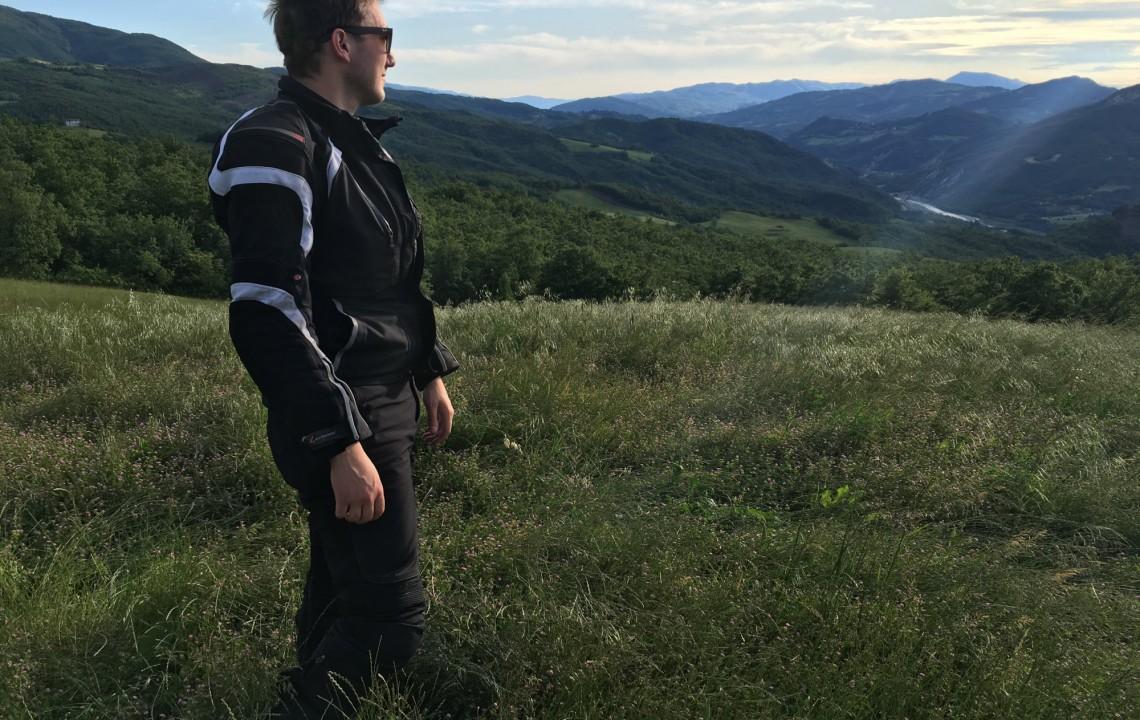 Korsika 2016 Tag 2: Mit Höhen und Tiefen