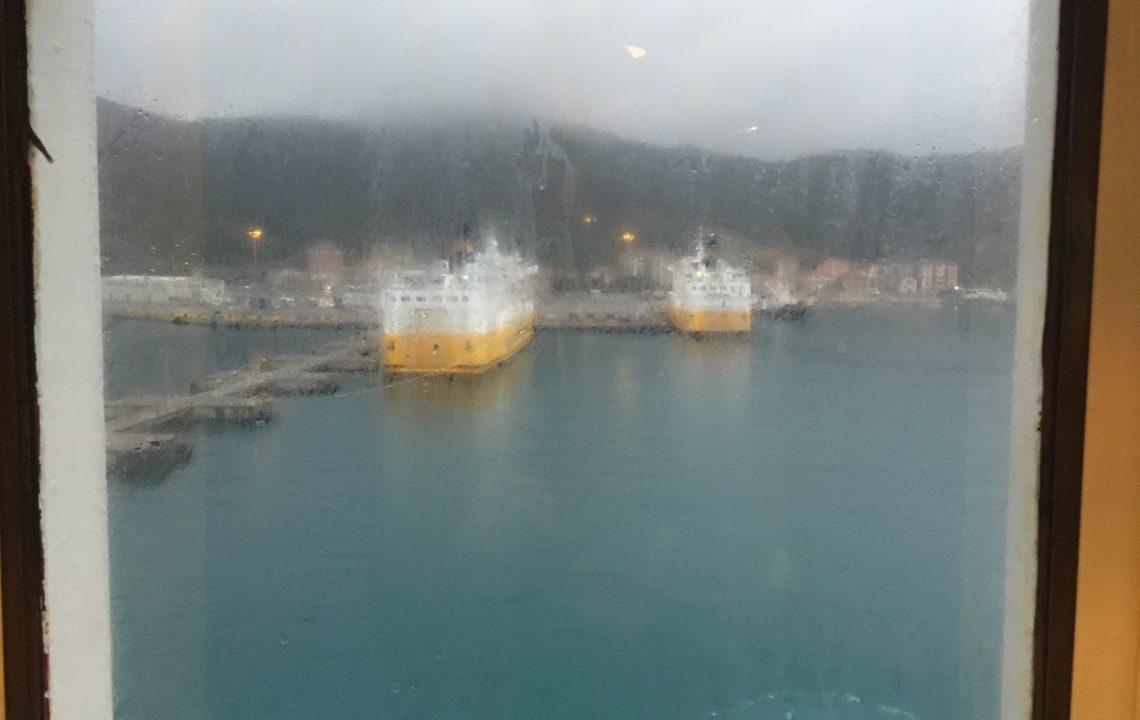 Korsika 2016 Tag 9: Savona begrüßt mit Regen
